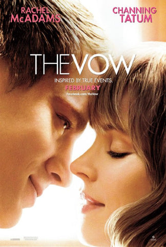 The Vow [VUDU - HD or iTunes - HD via MA]