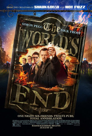 The World's End [iTunes - HD]