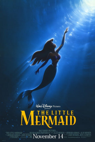 The Little Mermaid [VUDU, iTunes, OR Movies Anywhere - HD]