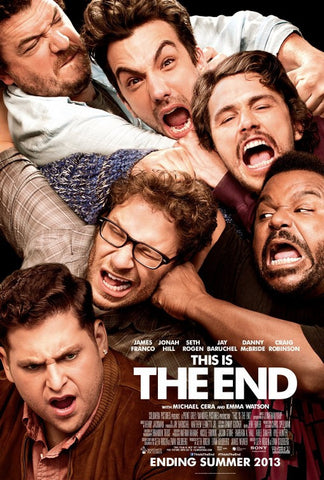 This is the End [VUDU - HD or iTunes - HD via MA]