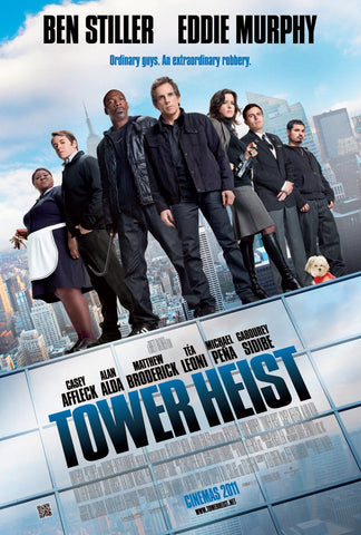 Tower Heist [iTunes - HD]