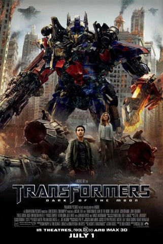 Transformers: Dark of the Moon [iTunes - HD]