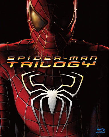 Spider-Man - Trilogy [Ultraviolet - SD]