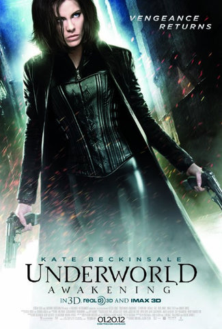Underworld: Awakening [VUDU - SD or iTunes - SD via MA]