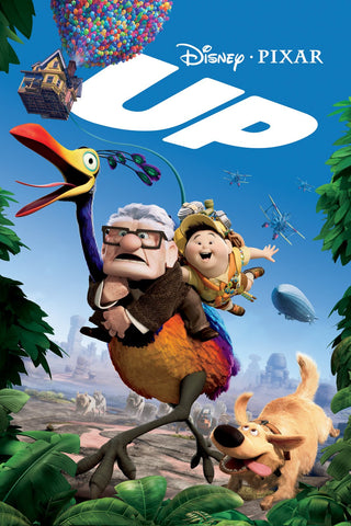 Up [VUDU, iTunes, or Disney DMA/DMR - HD]