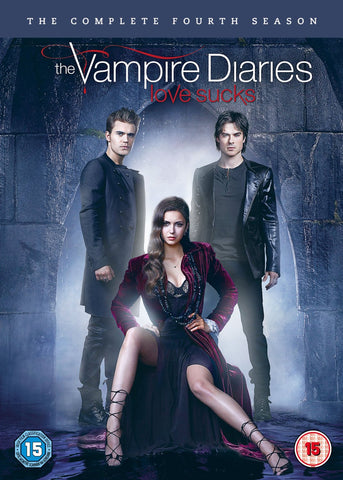 The Vampire Diaries - Season 4 [Ultraviolet - HD]