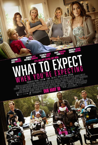 What to Expect When You're Expecting [iTunes - HD]