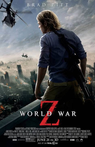 World War Z [iTunes - HD]
