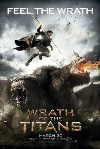 Wrath of the Titans [VUDU - HD or iTunes - HD via MA]