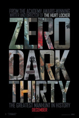 Zero Dark Thirty [Ultraviolet - HD]