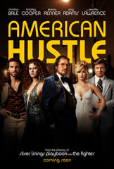 American Hustle [VUDU - SD or iTunes - SD via MA]