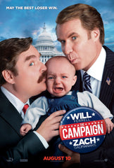 The Campaign [VUDU - HD or iTunes - HD via MA]