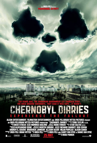 Chernobyl Diaries [VUDU - HD or iTunes - HD via MA]