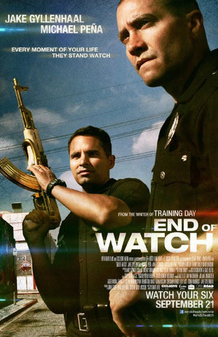 End of Watch [iTunes - HD]