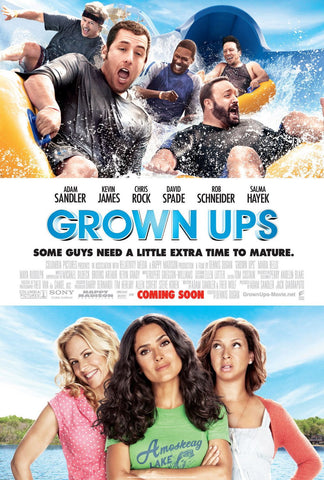 Grown Ups [Ultraviolet - HD]