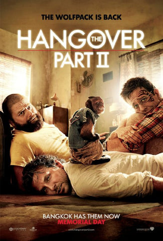 The Hangover Part II [Ultraviolet - HD]