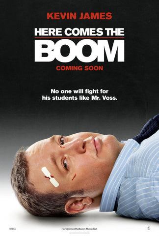 Here Comes the Boom [VUDU - SD or iTunes - SD via MA]