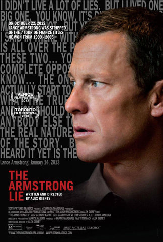 The Armstrong Lie [Ultraviolet - HD]