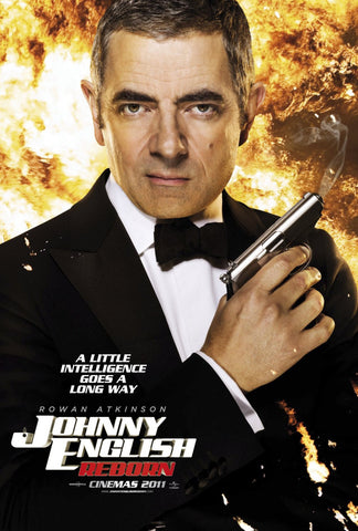 Johnny English Reborn [Ultraviolet - HD]