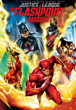 Justice League: The Flashpoint Paradox [Ultraviolet - HD]