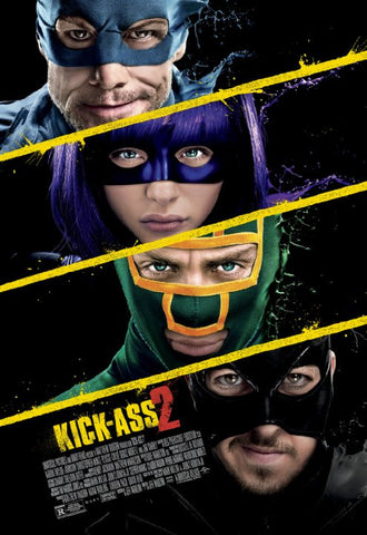 Kick-Ass 2 [iTunes - HD]