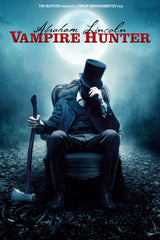 Abraham Lincoln: Vampire Hunter [Ultraviolet - HD or iTunes - HD via MA]