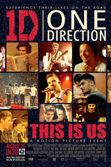 One Direction: This Is Us (Extended Edition) [VUDU - HD or iTunes - HD via MA]