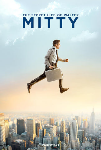 The Secret Life of Walter Mitty [Ultraviolet OR iTunes - HD]