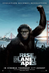 Rise of the Planet of the Apes [Ultraviolet - HD]