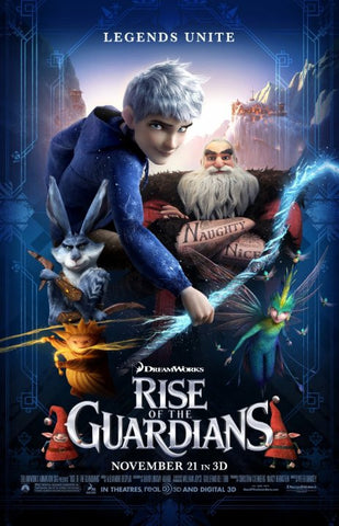 Rise of the Guardians [iTunes - HD]
