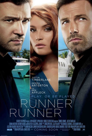 Runner Runner [VUDU - HD or iTunes - HD via MA]