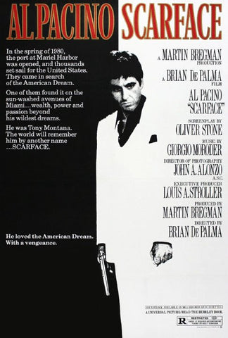 Scarface [iTunes - HD]
