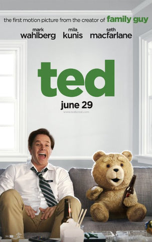 Ted [iTunes - HD]
