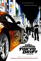 The Fast and the Furious: Tokyo Drift [Ultraviolet - HD]