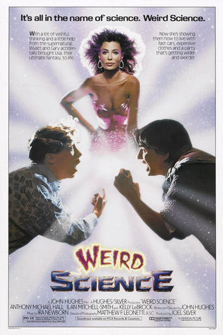 Weird Science [iTunes - HD]