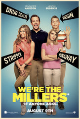 We're the Millers [VUDU - HD or iTunes - HD via MA]