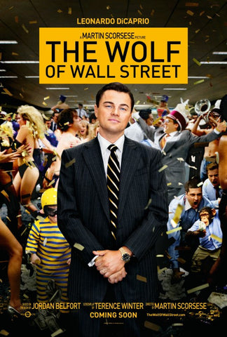 The Wolf of Wall Street [iTunes - HD]