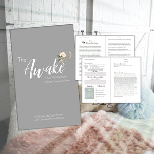 Awake My Soul 30 Day Devotional