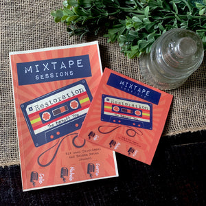 Mix Tape Session Side A Restoration CD and Devotional Companion