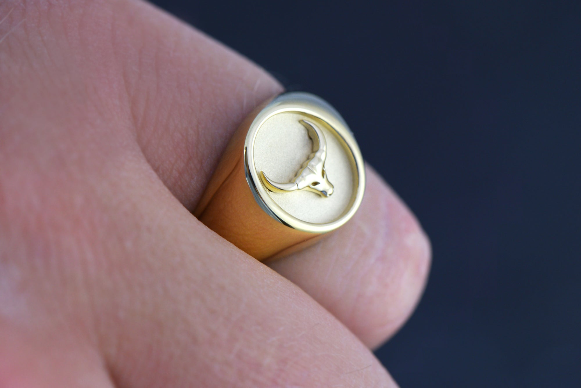 Bespoke Design Signet Ring