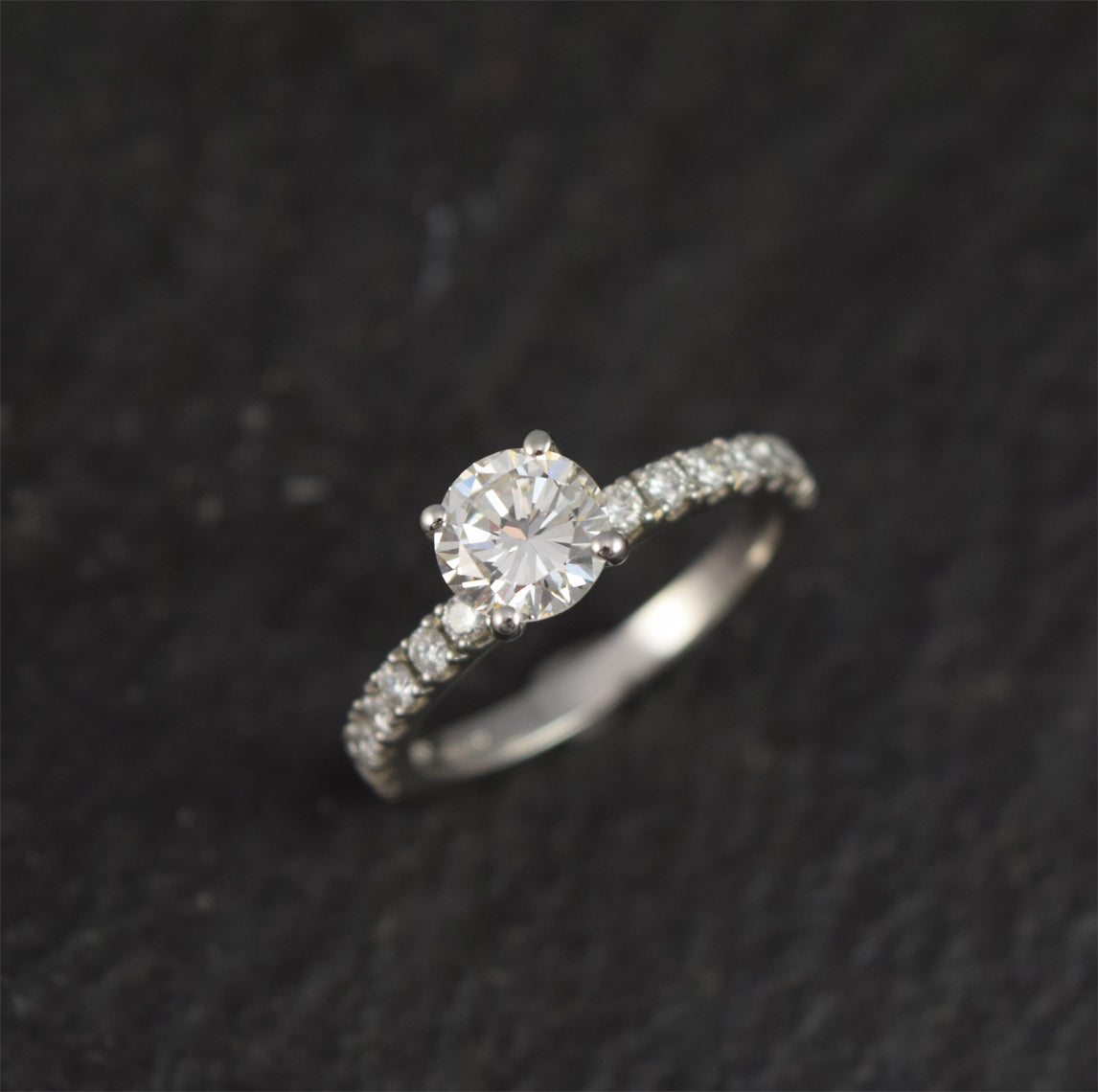 Bespoke Diamond Engagement Ring