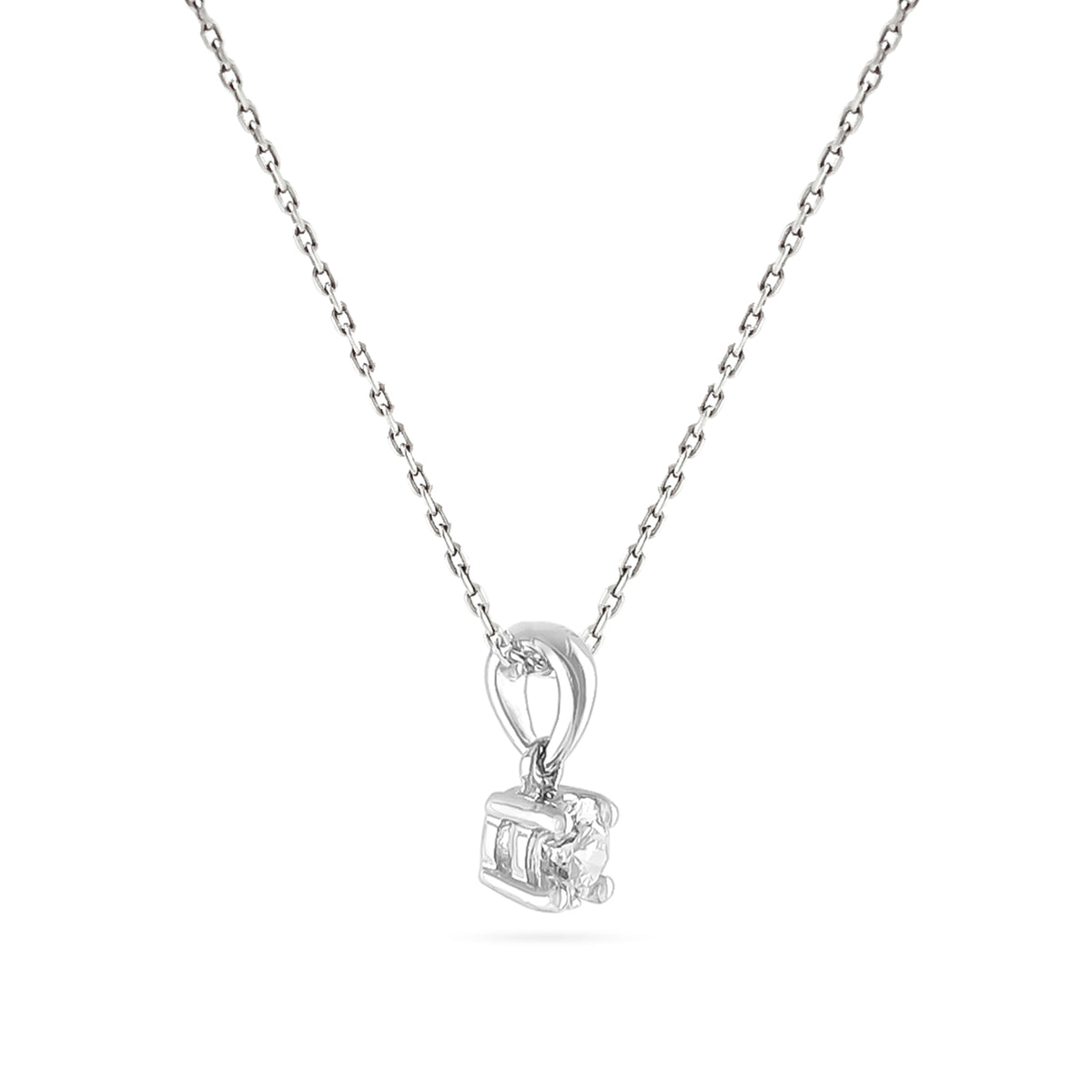 0.15ct Brilliant-Cut Diamond Pendant