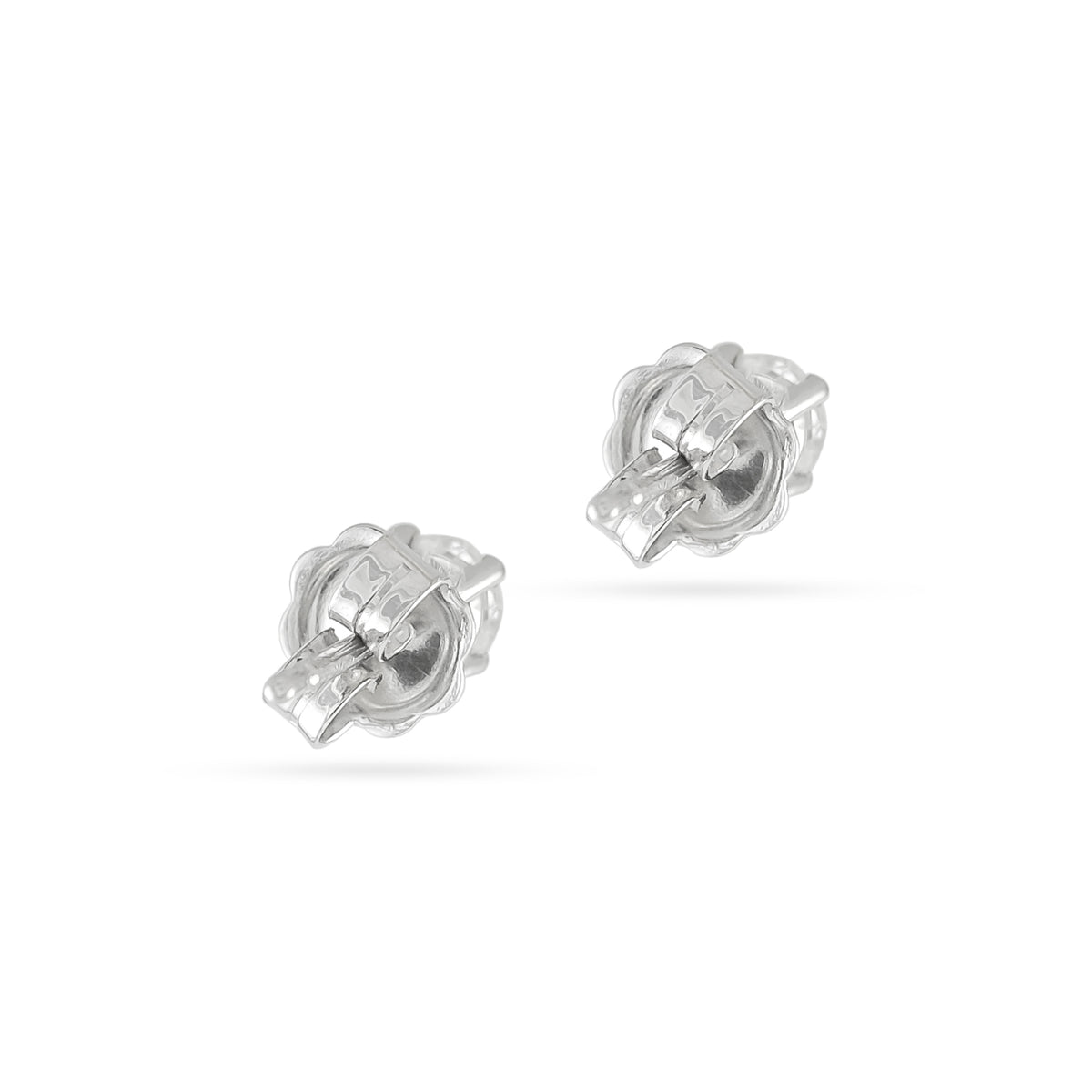 0.36ct 18ct White Gold Diamond Stud Earrings