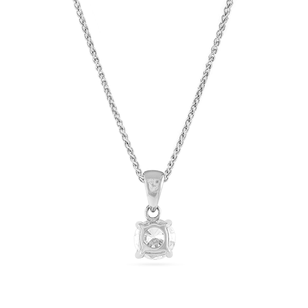 0.50ct Brilliant-Cut Diamond Pendant