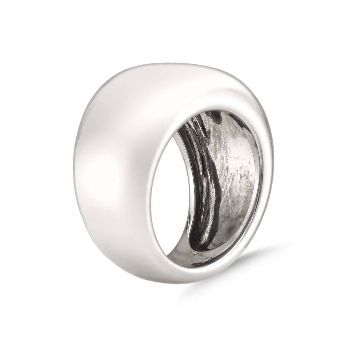 Cartier 18ct White Gold Nouvelle Vague Ring