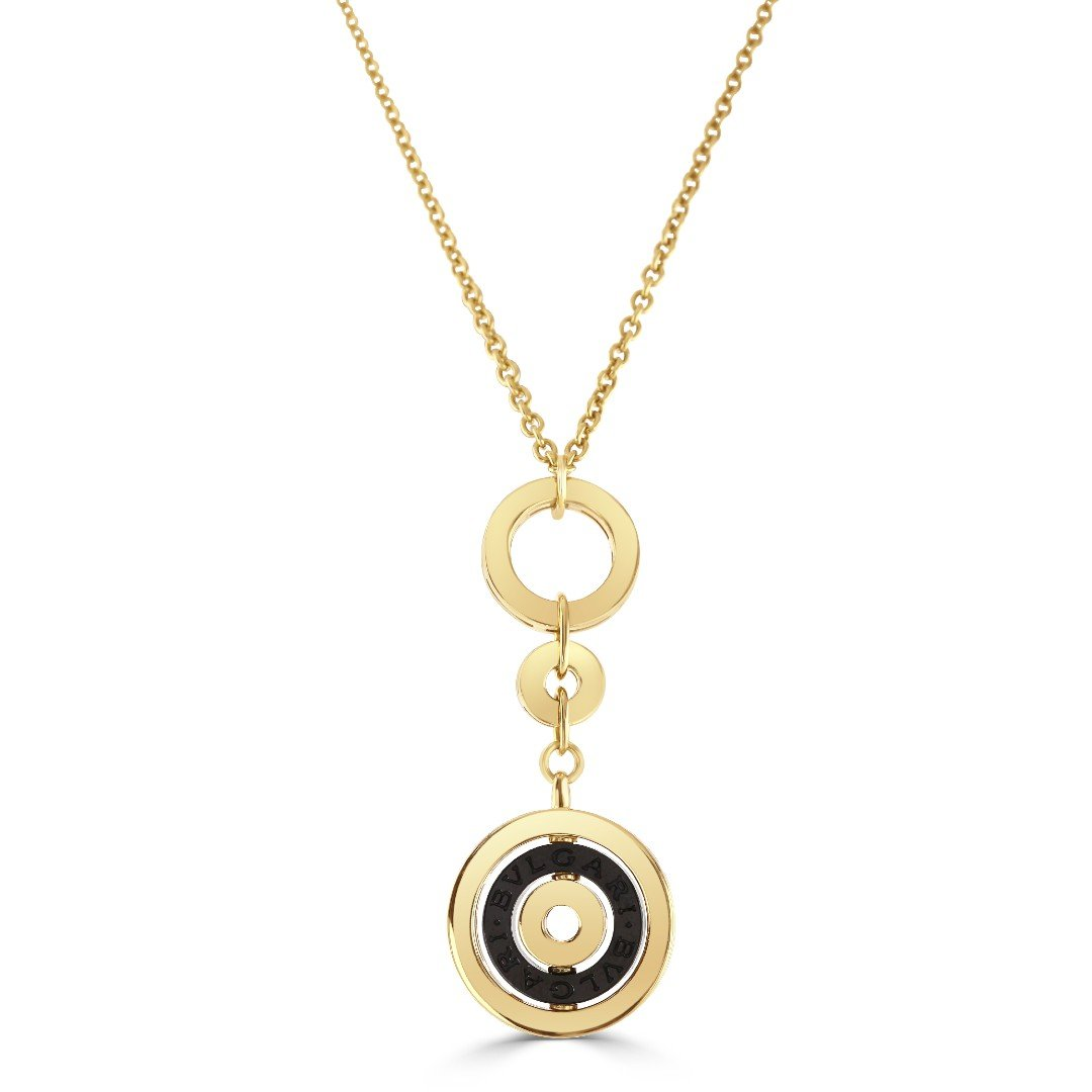 Bvlgari Astrale 18ct Yellow Gold Necklace