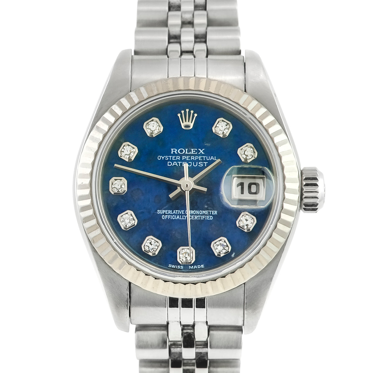 Ladies Rolex Datejust 26mm 79174