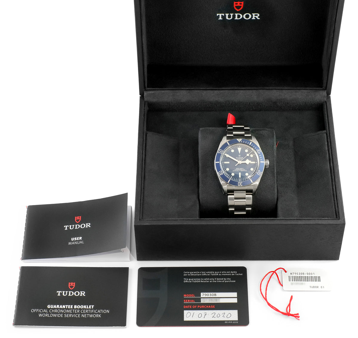 Tudor Black Bay Fifty Eight 79030B