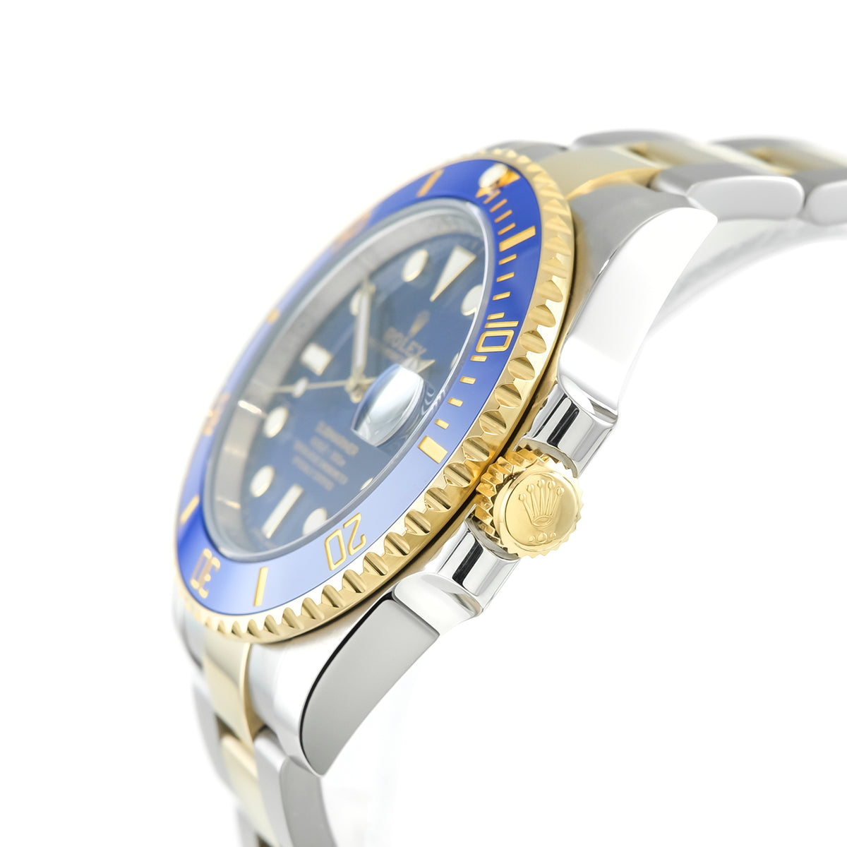Steel and Gold Bi Metal Rolex Submariner 116613LB
