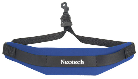 Neotech Soft Sax Strap Royal Blue